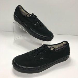 Vans Authentic Lace Up Sneakers Mens 11